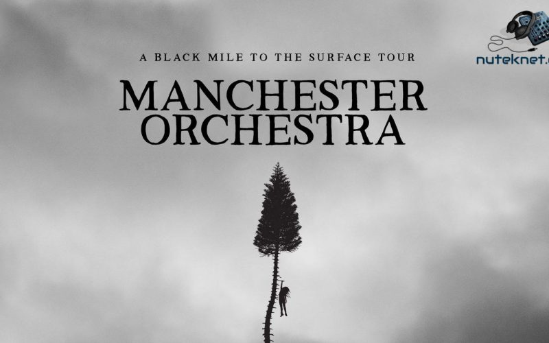 Review Manchester Orchestra : A Black Mile To The Surface